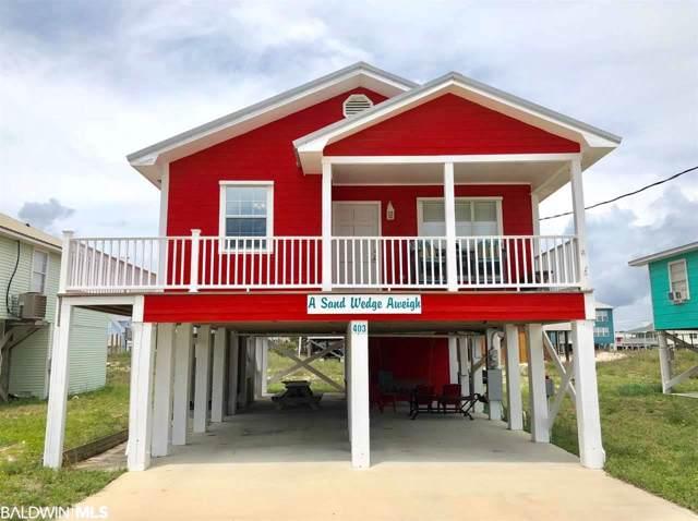 403 E Bernard Court, Gulf Shores, AL 36542 (MLS #293495) :: Ashurst & Niemeyer Real Estate