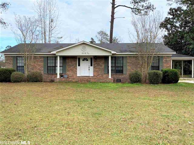 609 1/2 S Carney Street, Atmore, AL 36502 (MLS #293524) :: Gulf Coast Experts Real Estate Team