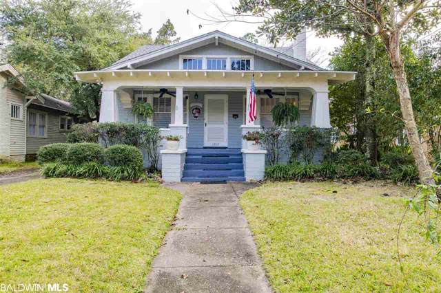 1707 Hunter Ave, Mobile, AL 36604 (MLS #293534) :: Gulf Coast Experts Real Estate Team