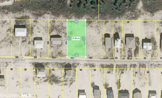 0 Beach Blvd, Gulf Shores, AL 36542 (MLS #293562) :: Elite Real Estate Solutions