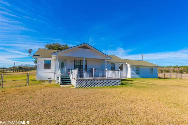 21801 County Road 28, Foley, AL 36535 (MLS #293594) :: Dodson Real Estate Group