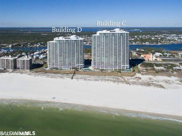 26350 Perdido Beach Blvd 1908C, Orange Beach, AL 36561 (MLS #293629) :: Elite Real Estate Solutions