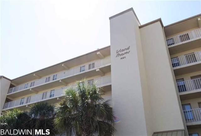 421 E Beach Blvd #158, Gulf Shores, AL 36542 (MLS #293641) :: Gulf Coast Experts Real Estate Team