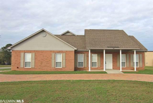 401 E Hamm Ave, Summerdale, AL 36580 (MLS #293655) :: Ashurst & Niemeyer Real Estate