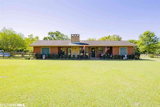 7601 Old Pascagoula Rd, Theodore, AL 36582 (MLS #293659) :: Elite Real Estate Solutions