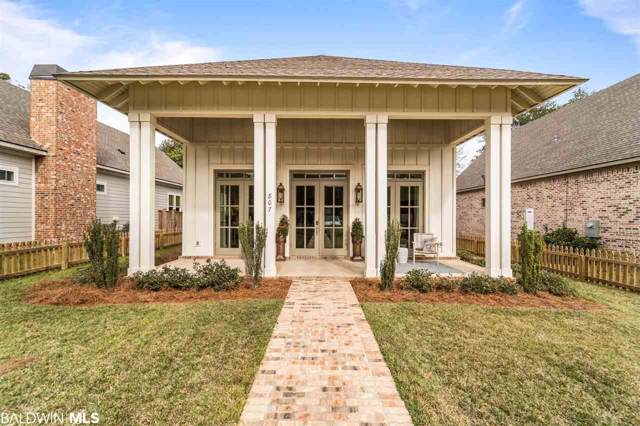 807 Coleman Avenue, Fairhope, AL 36532 (MLS #293667) :: Elite Real Estate Solutions
