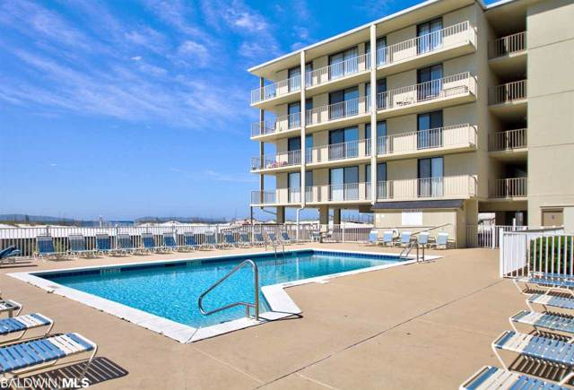 1027 W Beach Blvd #109, Gulf Shores, AL 36542 (MLS #293678) :: JWRE Powered by JPAR Coast & County
