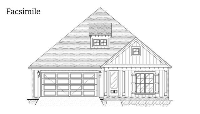 249 Divot Loop Lot# 79, Fairhope, AL 36532 (MLS #293681) :: Dodson Real Estate Group