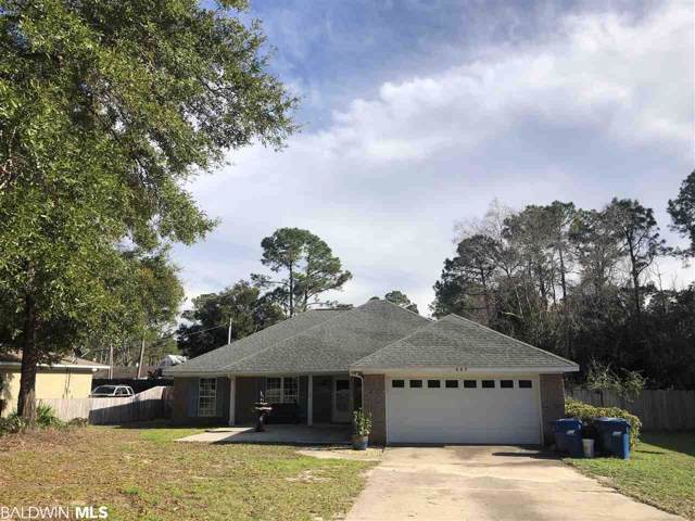 449 Hilltop Drive, Gulf Shores, AL 36542 (MLS #293689) :: Gulf Coast Experts Real Estate Team