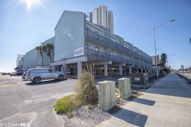 507 W Beach Blvd #101, Gulf Shores, AL 36542 (MLS #293702) :: Gulf Coast Experts Real Estate Team