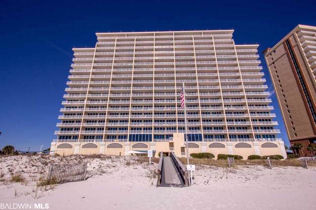 365 E Beach Blvd #1805, Gulf Shores, AL 36542 (MLS #293748) :: EXIT Realty Gulf Shores