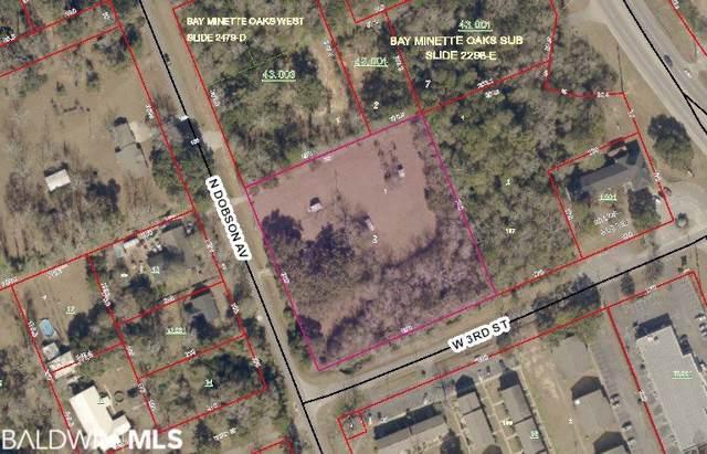 400 N Dobson Av, Bay Minette, AL 36507 (MLS #293799) :: JWRE Powered by JPAR Coast & County