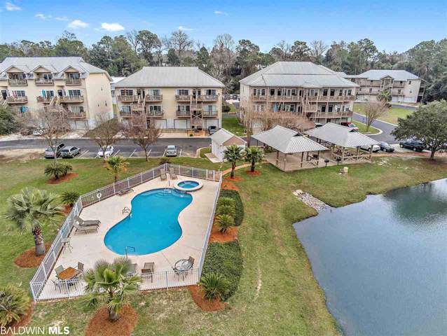 4 Yacht Club Drive #182, Daphne, AL 36526 (MLS #293829) :: Elite Real Estate Solutions