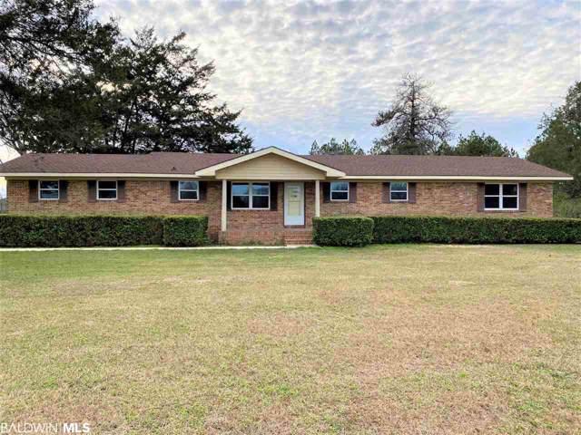 2231 S Pine Barren Road, Mcdavid, FL 32568 (MLS #293832) :: Dodson Real Estate Group