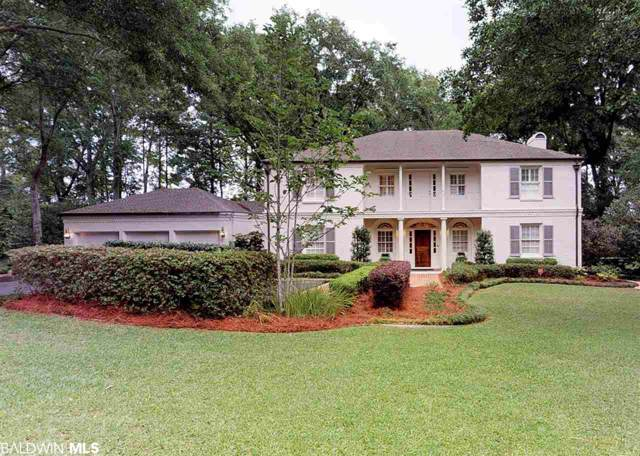203 Bellevue Circle, Mobile, AL 36608 (MLS #293871) :: Coldwell Banker Coastal Realty
