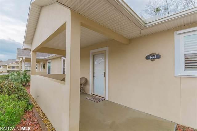 9447 Villas Dr 33B, Foley, AL 36535 (MLS #293911) :: Ashurst & Niemeyer Real Estate