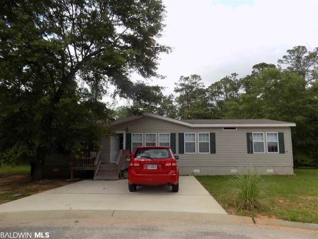 24849 Turning Leaf Drive, Loxley, AL 36551 (MLS #293941) :: Coldwell Banker Coastal Realty