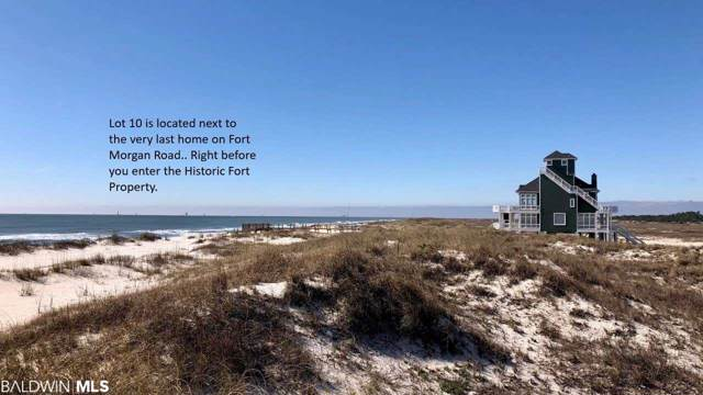 0 Lot 10 State Highway 180, Gulf Shores, AL 36542 (MLS #293956) :: JWRE Powered by JPAR Coast & County