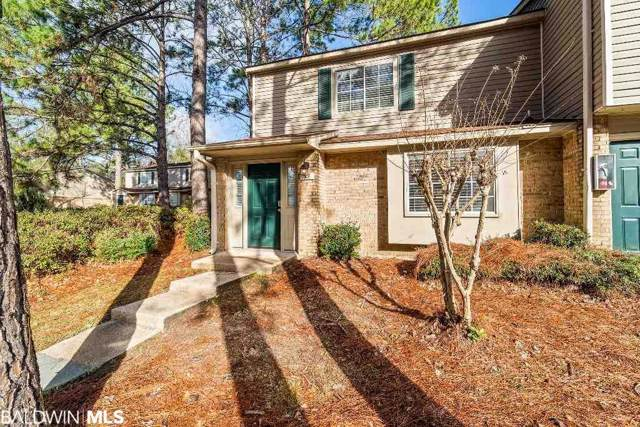 6701 Dickens Ferry Rd #53, Mobile, AL 36608 (MLS #293964) :: Coldwell Banker Coastal Realty