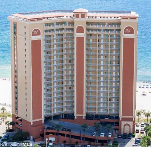 401 E Beach Blvd U1206, Gulf Shores, AL 36542 (MLS #294000) :: ResortQuest Real Estate