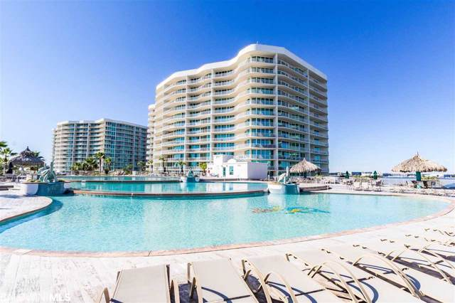 28105 Perdido Beach Blvd C708, Orange Beach, AL 36561 (MLS #294070) :: Gulf Coast Experts Real Estate Team