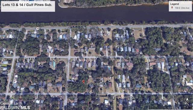 708 E 23rd Avenue, Gulf Shores, AL 36542 (MLS #294172) :: Coldwell Banker Coastal Realty