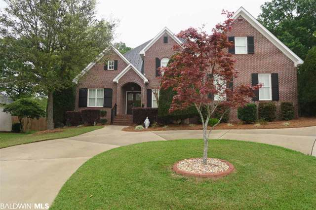 1205 Macarthur Place Ct, Mobile, AL 36609 (MLS #294225) :: JWRE Powered by JPAR Coast & County