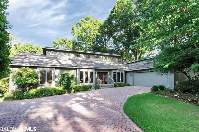 1604 W Sugar Creek Drive, Mobile, AL 36695 (MLS #294306) :: Elite Real Estate Solutions