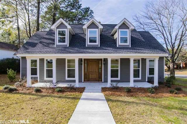 2100 Woodford Ct, Mobile, AL 36695 (MLS #294351) :: Elite Real Estate Solutions