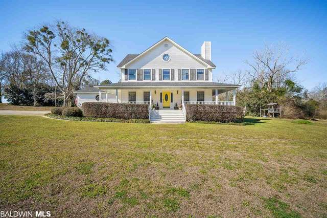 20989 County Road 64, Robertsdale, AL 36567 (MLS #294409) :: EXIT Realty Gulf Shores