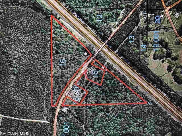 0 Pine Trail, Evergreen, AL 36401 (MLS #294423) :: Elite Real Estate Solutions