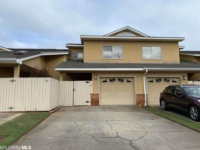 501 Cotton Creek Dr #504, Gulf Shores, AL 36542 (MLS #294460) :: Gulf Coast Experts Real Estate Team
