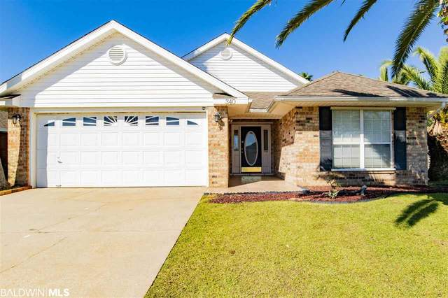 340 Savannah Ln, Gulf Shores, AL 36542 (MLS #294554) :: Coldwell Banker Coastal Realty