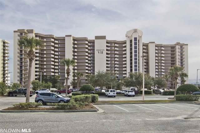 26802 Perdido Beach Blvd #709, Orange Beach, AL 36561 (MLS #294574) :: Gulf Coast Experts Real Estate Team