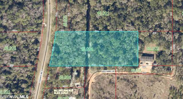 0 County Road 9, Summerdale, AL 36580 (MLS #294604) :: Elite Real Estate Solutions