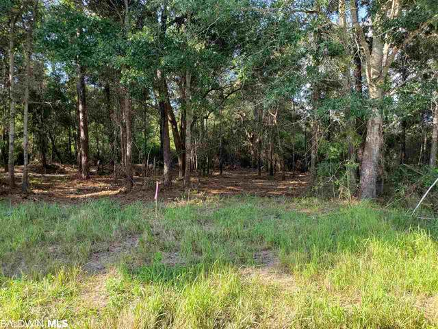 Lot 19 E County Road 16, Foley, AL 36535 (MLS #294632) :: Coldwell Banker Coastal Realty