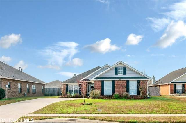 10039 Thresher Court, Mobile, AL 36695 (MLS #294640) :: Elite Real Estate Solutions