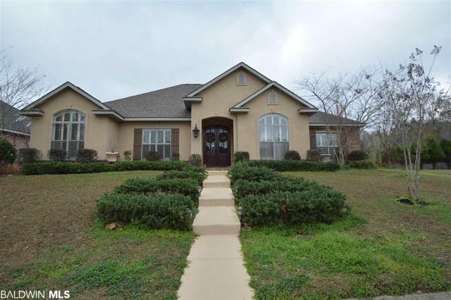9506 Bristow Court, Mobile, AL 36695 (MLS #294653) :: Elite Real Estate Solutions