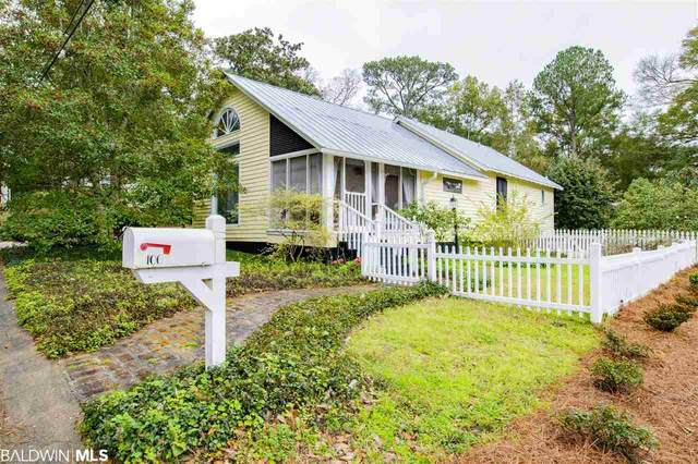 106 Pecan Avenue, Fairhope, AL 36532 (MLS #294683) :: Dodson Real Estate Group