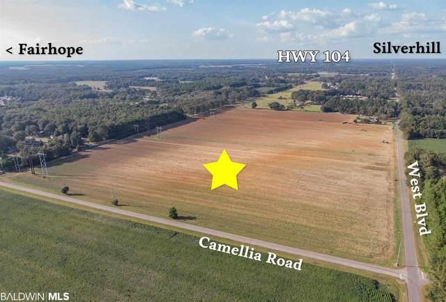 0 Camellia Road, Silverhill, AL 36576 (MLS #294702) :: Gulf Coast Experts Real Estate Team
