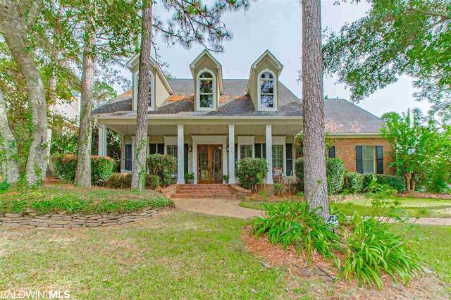 126 Clubhouse Drive, Fairhope, AL 36532 (MLS #294742) :: Elite Real Estate Solutions