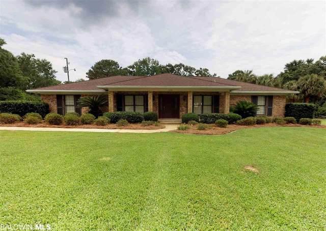 7731 Pendarvis Lane North, Irvington, AL 36544 (MLS #294745) :: Ashurst & Niemeyer Real Estate