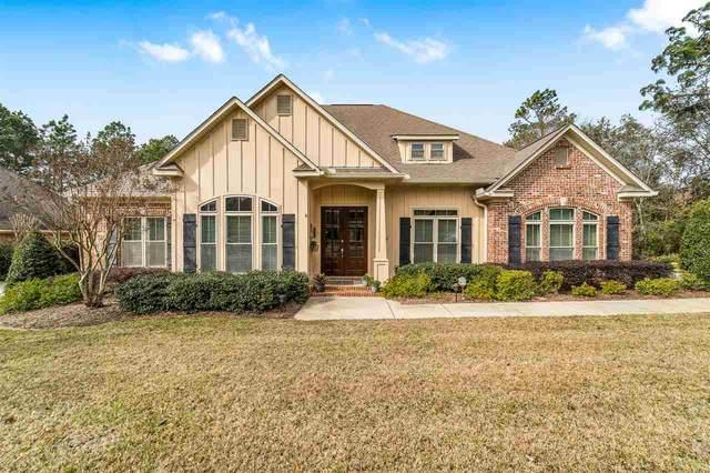 433 Clubhouse Drive, Fairhope, AL 36532 (MLS #294750) :: Elite Real Estate Solutions