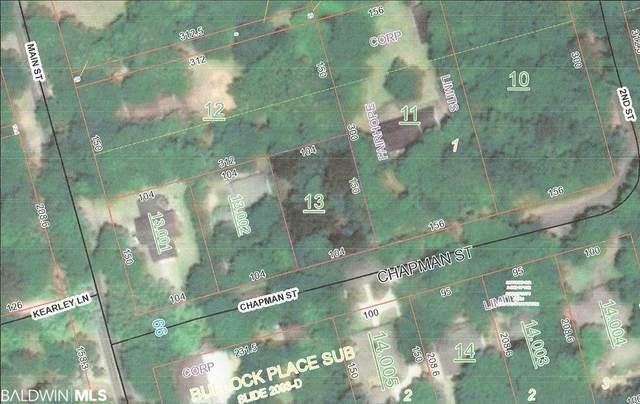 7111 Chapman Street, Fairhope, AL 36532 (MLS #294752) :: Gulf Coast Experts Real Estate Team