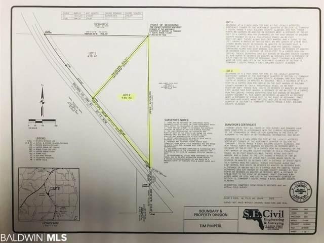 3 Phillipsville Rd, Bay Minette, AL 36507 (MLS #294767) :: Elite Real Estate Solutions