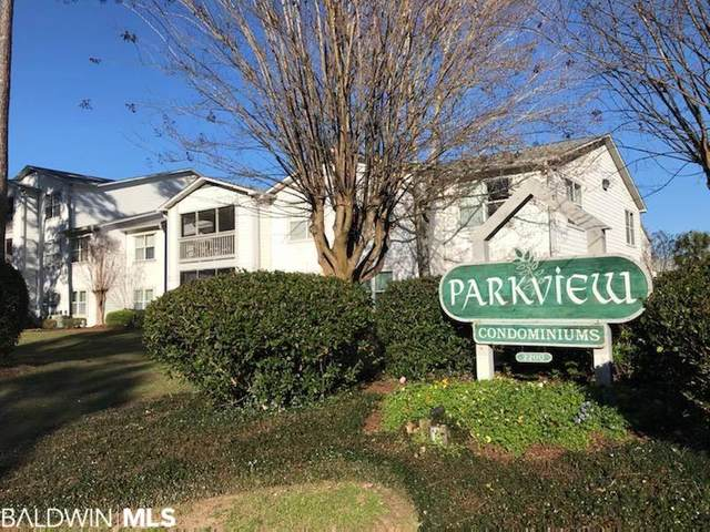 2200 W 22nd Street A303, Gulf Shores, AL 36542 (MLS #294781) :: Elite Real Estate Solutions