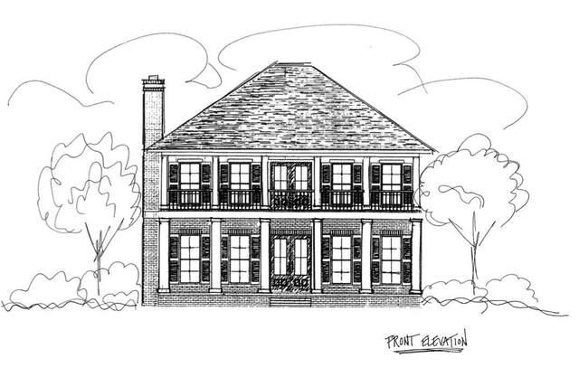 0 S Section Street, Fairhope, AL 36532 (MLS #294783) :: Elite Real Estate Solutions