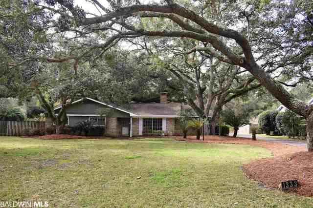 1333 W Fairway Drive, Gulf Shores, AL 36542 (MLS #294810) :: Elite Real Estate Solutions