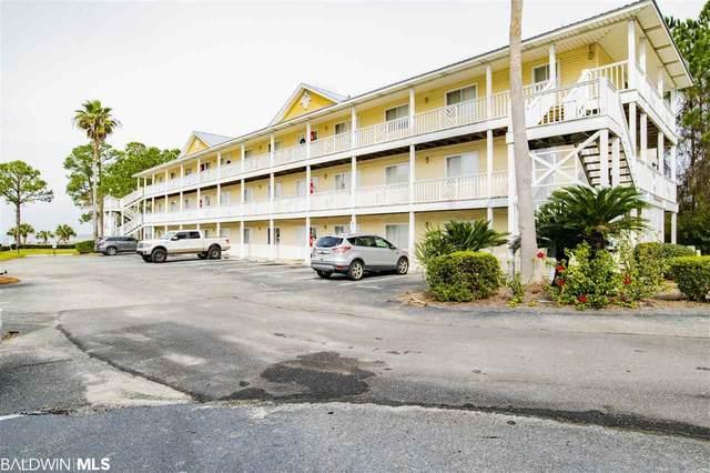 25957 Canal Road #304, Orange Beach, AL 36561 (MLS #294829) :: Elite Real Estate Solutions