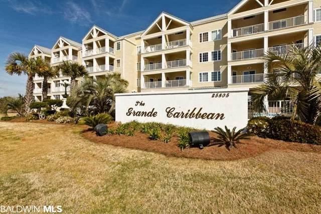 25805 Perdido Beach Blvd #103, Orange Beach, AL 36561 (MLS #294838) :: Elite Real Estate Solutions